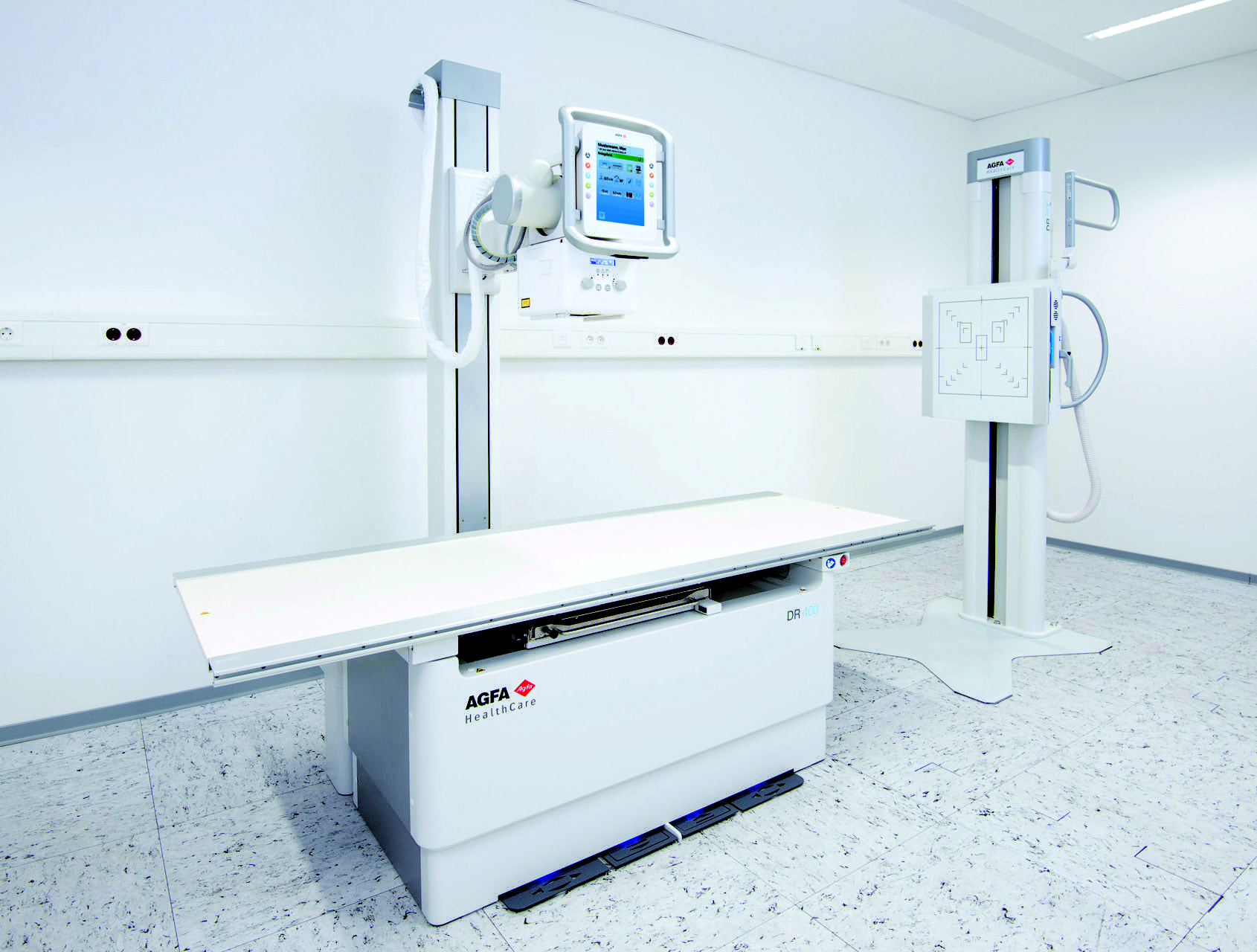 DR 400 –Skalierbare Direktradiographie für den individuellen Wachstumspfad
