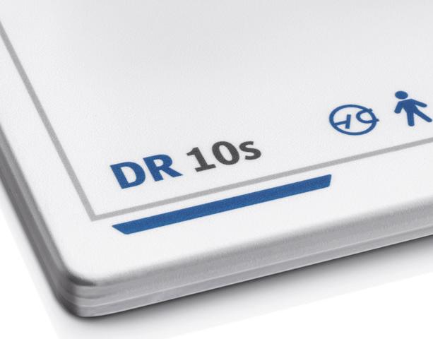 AGFA DR 10s Detektor