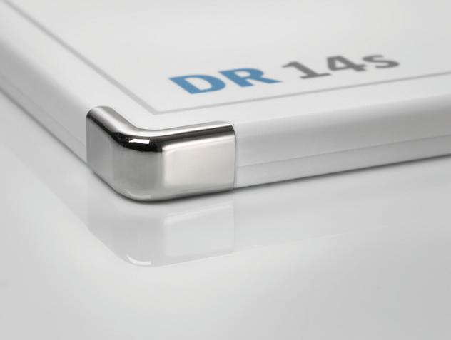 AGFA DR 14s Detektor